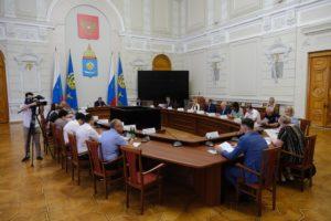 Игорь Бабушкин призвал наказывать за отсутствие масок