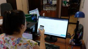 Астраханские пенсионеры открывают для себя виртуальный мир