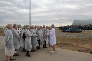 Астраханские разработки в области сельского хозяйства остались позади прогресса