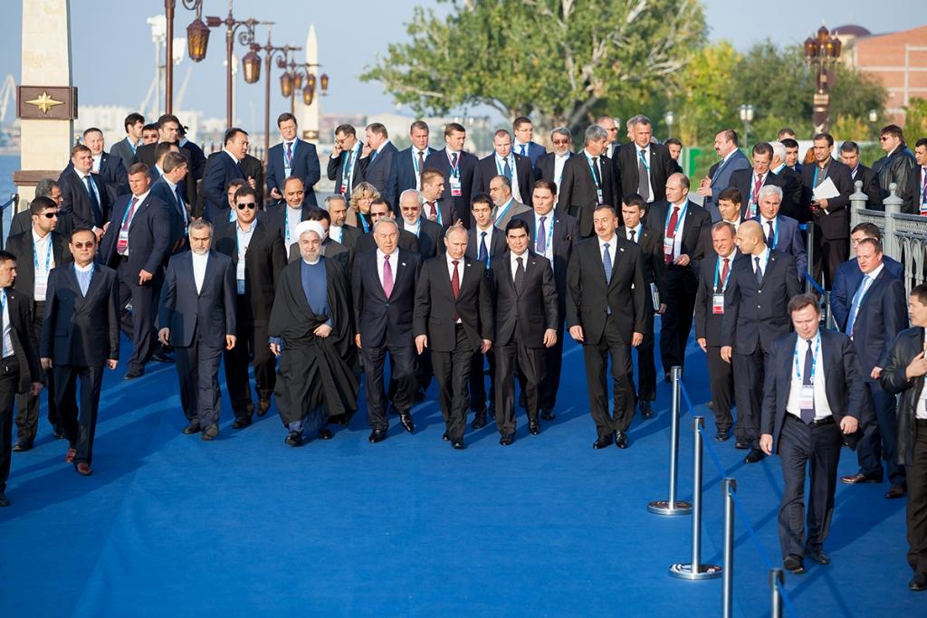Астрахань планируют использовать как площадку для международных мероприятий