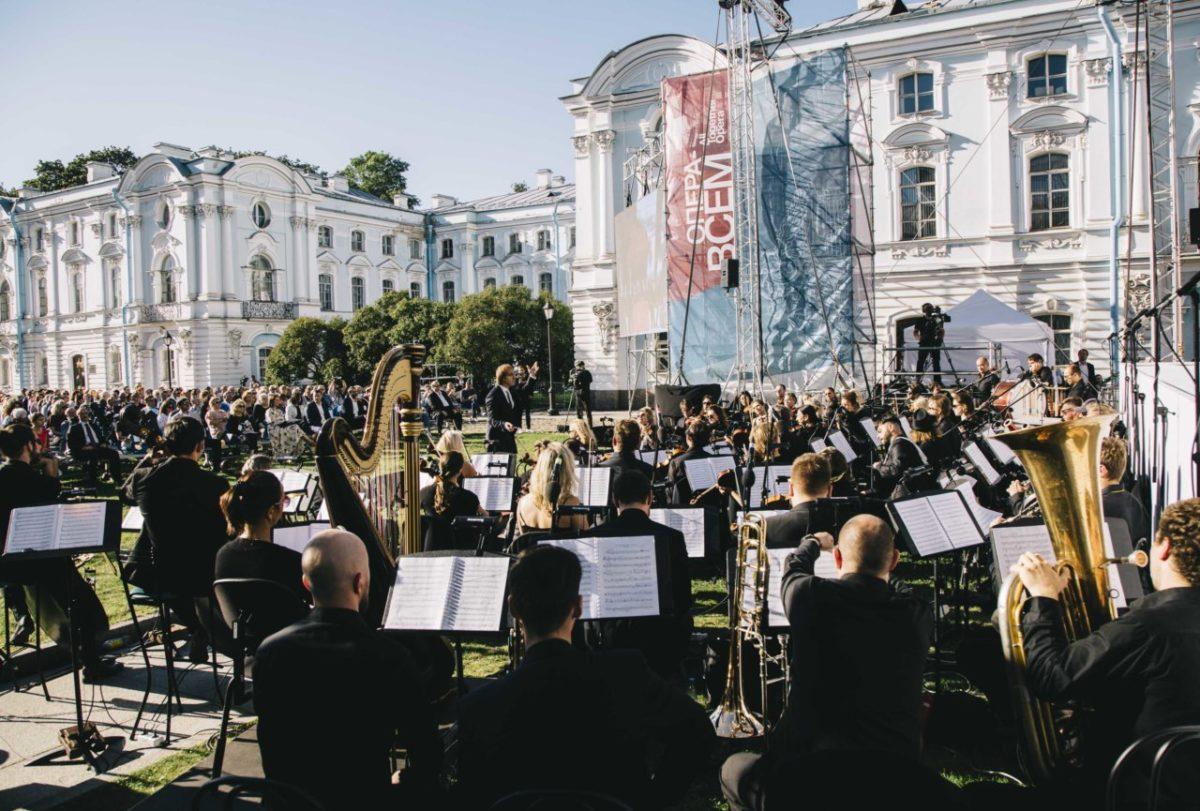 Около 300 тысяч зрителей посмотрели в видеосервисе Wink оперу «Капулети и Монтекки» из Санкт-Петербурга