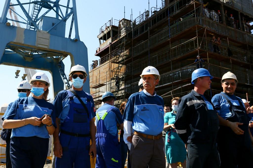 В Астрахани хотят создать индустриальный парк по судостроению