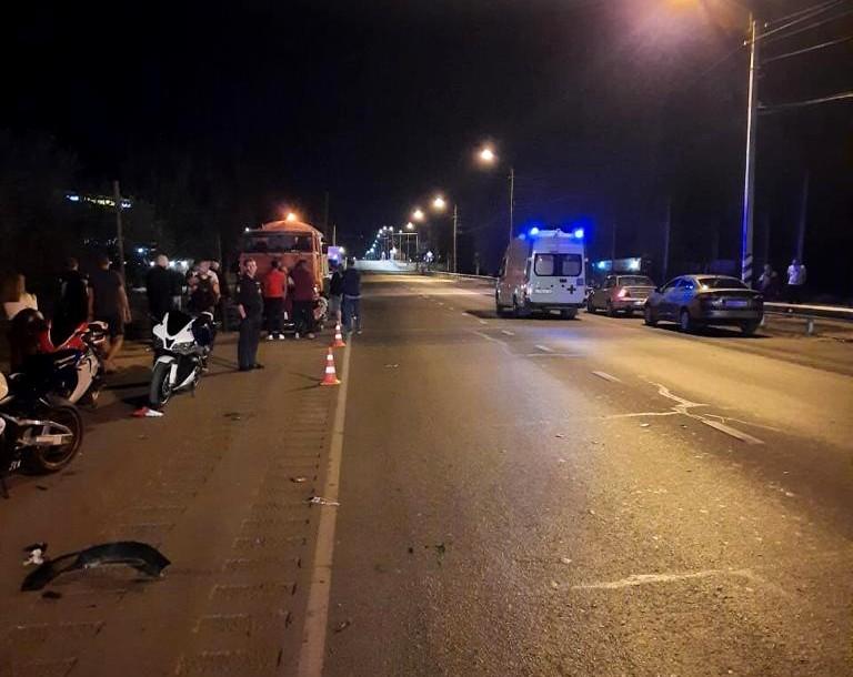 В Астрахани в ДТП погиб известный бодибилдер
