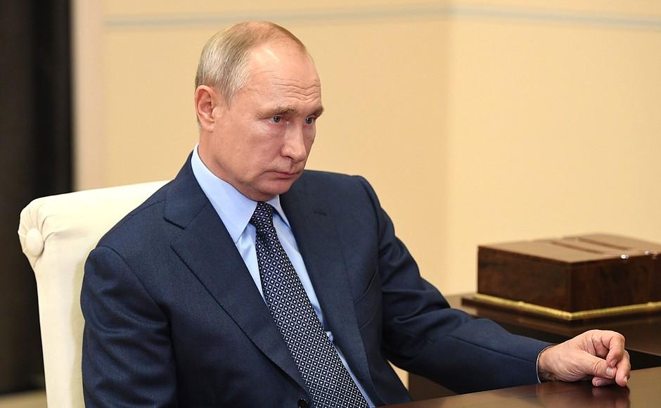Путин: российская экономика будет расти