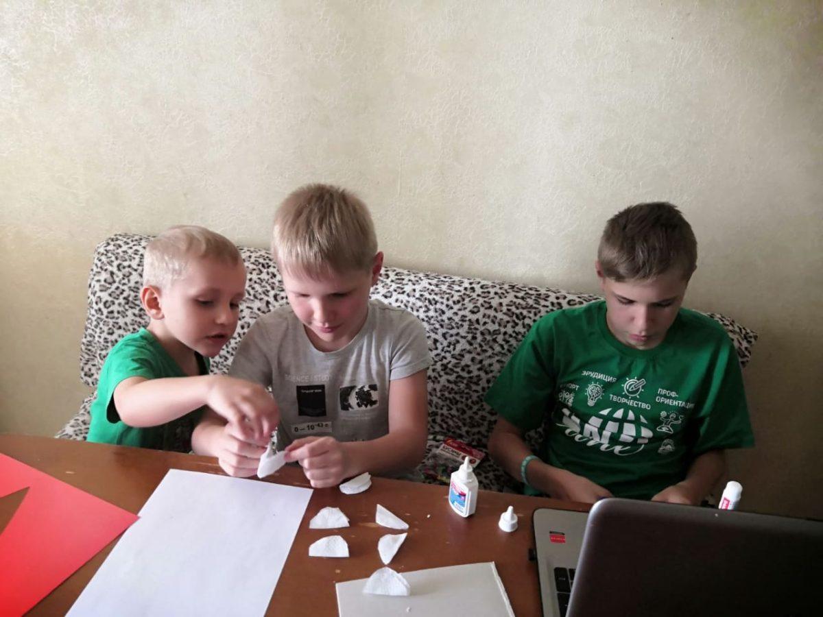 Более 280 детей сотрудников ПривЖД приняли участие в дистанционных уроках безопасности на базе онлайн-лагеря ОАО «РЖД»