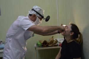 Городской пункт неотложной помощи принял почти тысячу пациентов