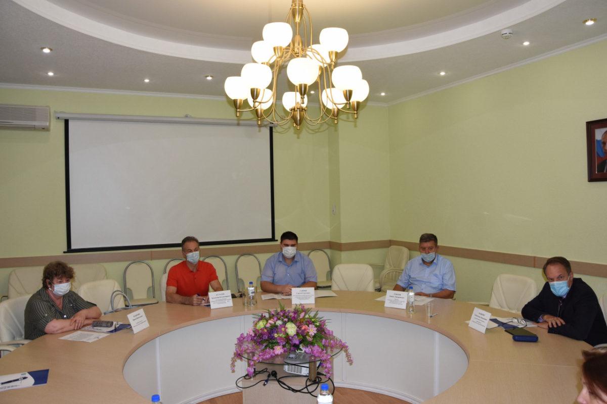 Комиссию по отбору претендентов в мэры Астрахани возглавил Александр Башкин
