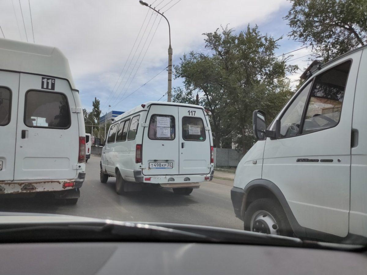 Новая транспортная схема Астрахани появится в декабре