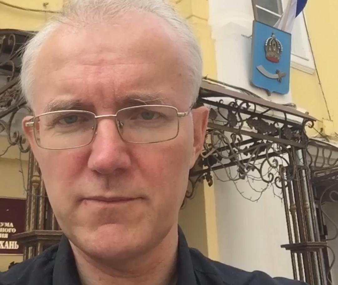 У Олега Шеина снова не получилось стать главой Астрахани