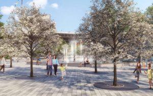 Каким мог бы стать парк «Аркадия» после реконструкции 2018 года