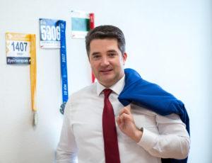 Онлайн-конференция с директором Астраханского филиала ПАО«Ростелеком» Сергеем Овсянниковым