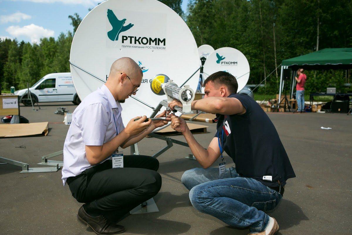 РТКОММ обеспечил скоростным спутниковым интернетом вахтовые посёлки золотодобытчиков в Забайкалье