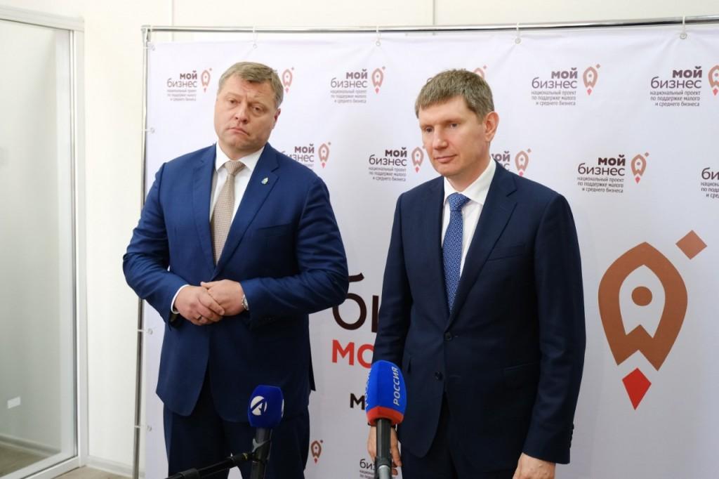 Максим Решетников: Астрахань — город с большим потенциалом