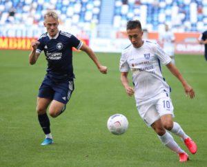 «Волгарь» завершил выступление в Кубке России после поражения «Балтике»
