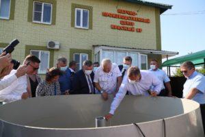 Астраханский завод комбикормов готовится завоевать российский рынок