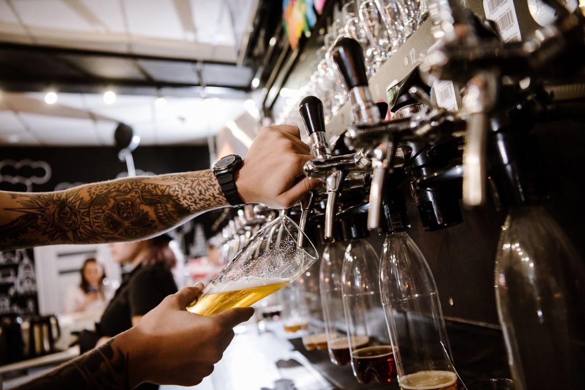 Производство пива в Астраханской области выросло почти на 500%