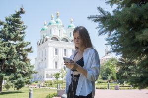 МТС поможет туристам познакомиться с Астраханью с помощью мобильного аудиогида