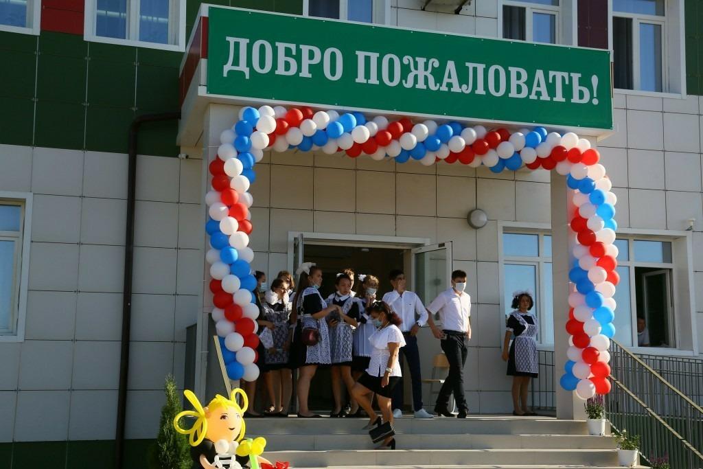 «Цифру» – детям: новая Приволжская школа №1 открылась с сервисами «Ростелекома»