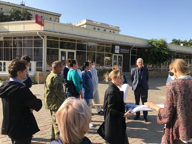 Астраханские врачи потребовали выплатить «ковидную» компенсацию