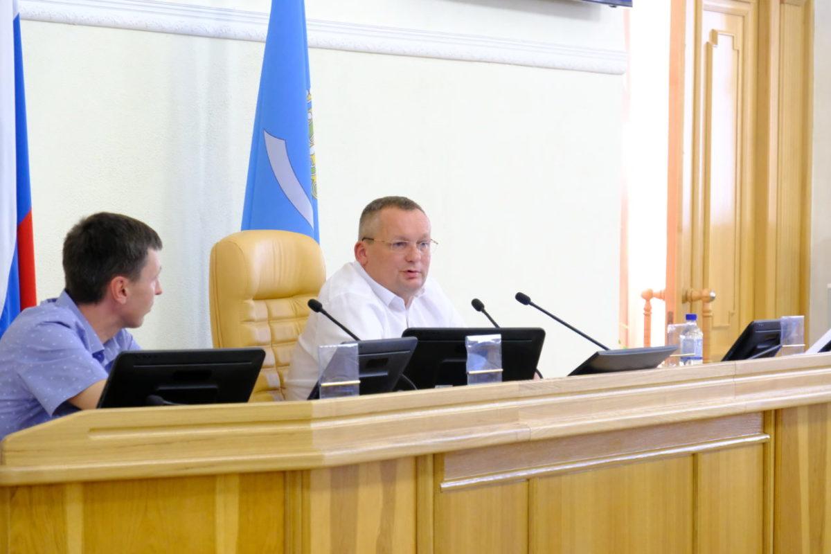 Игорь Мартынов встретился с первокурсниками РАНХиГС