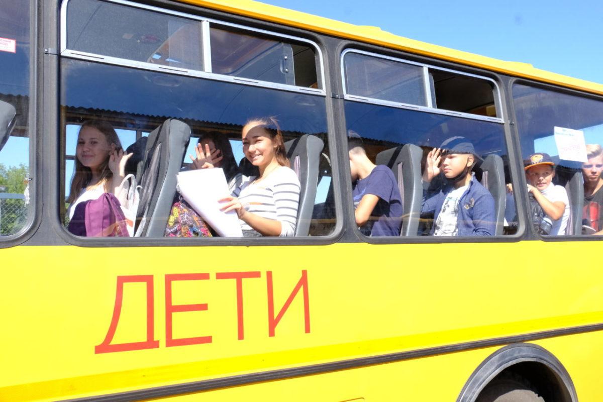 Камызякские школьники принимают участие в военно-патриотической смене