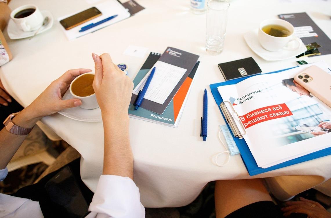 Бизнес на прокачку: «Ростелеком» поддержал конференцию «Marketing Results» в Астрахани
