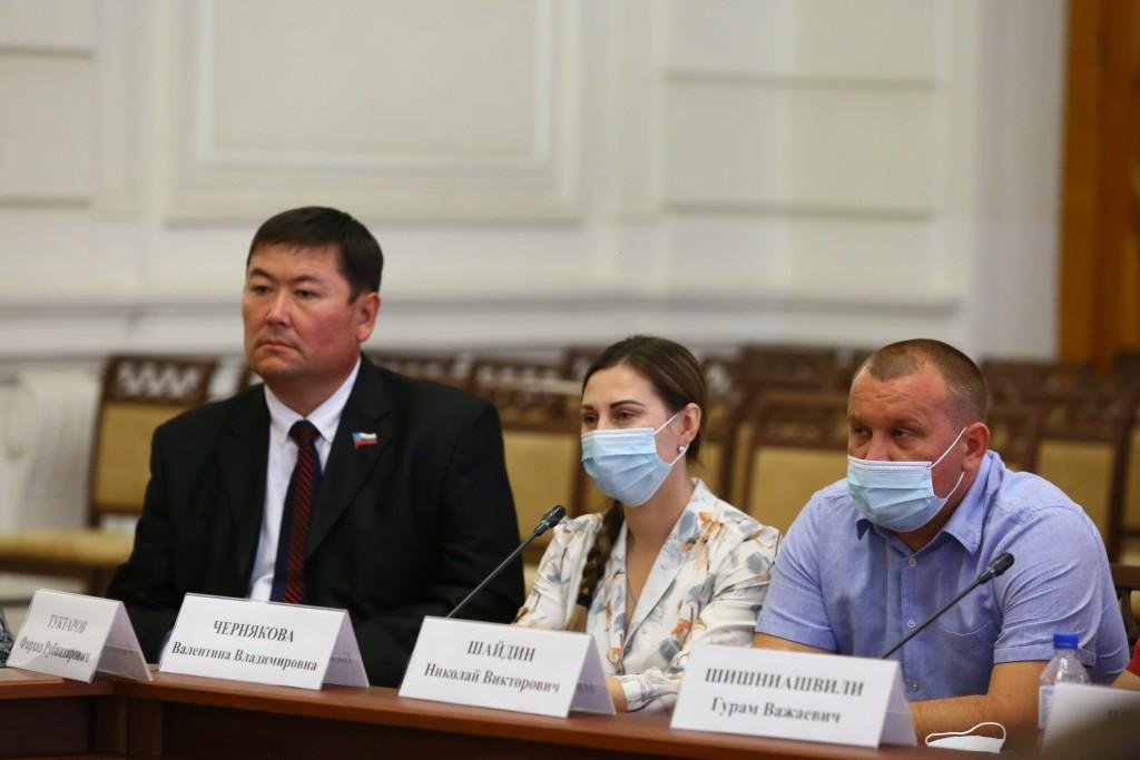 Игорь Бабушкин рассчитывает, что новые депутаты станут частью его команды