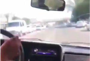 Студента из Астрахани отчислили после видео с его беспредельным вождением