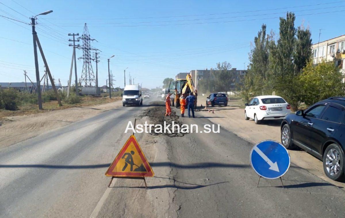 Фунтовское шоссе начали ремонтировать не дожидаясь 2024 года