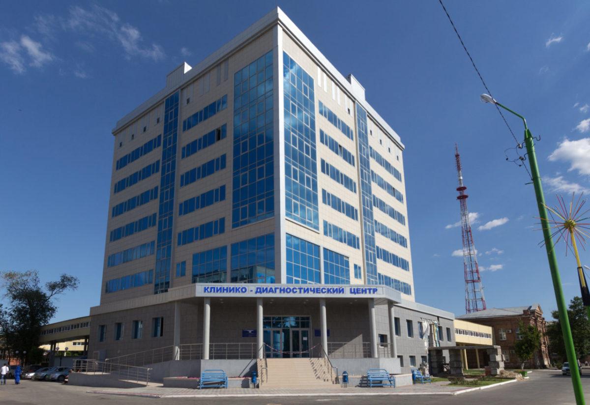 В Александровскую больницу снова можно попасть на скорой помощи