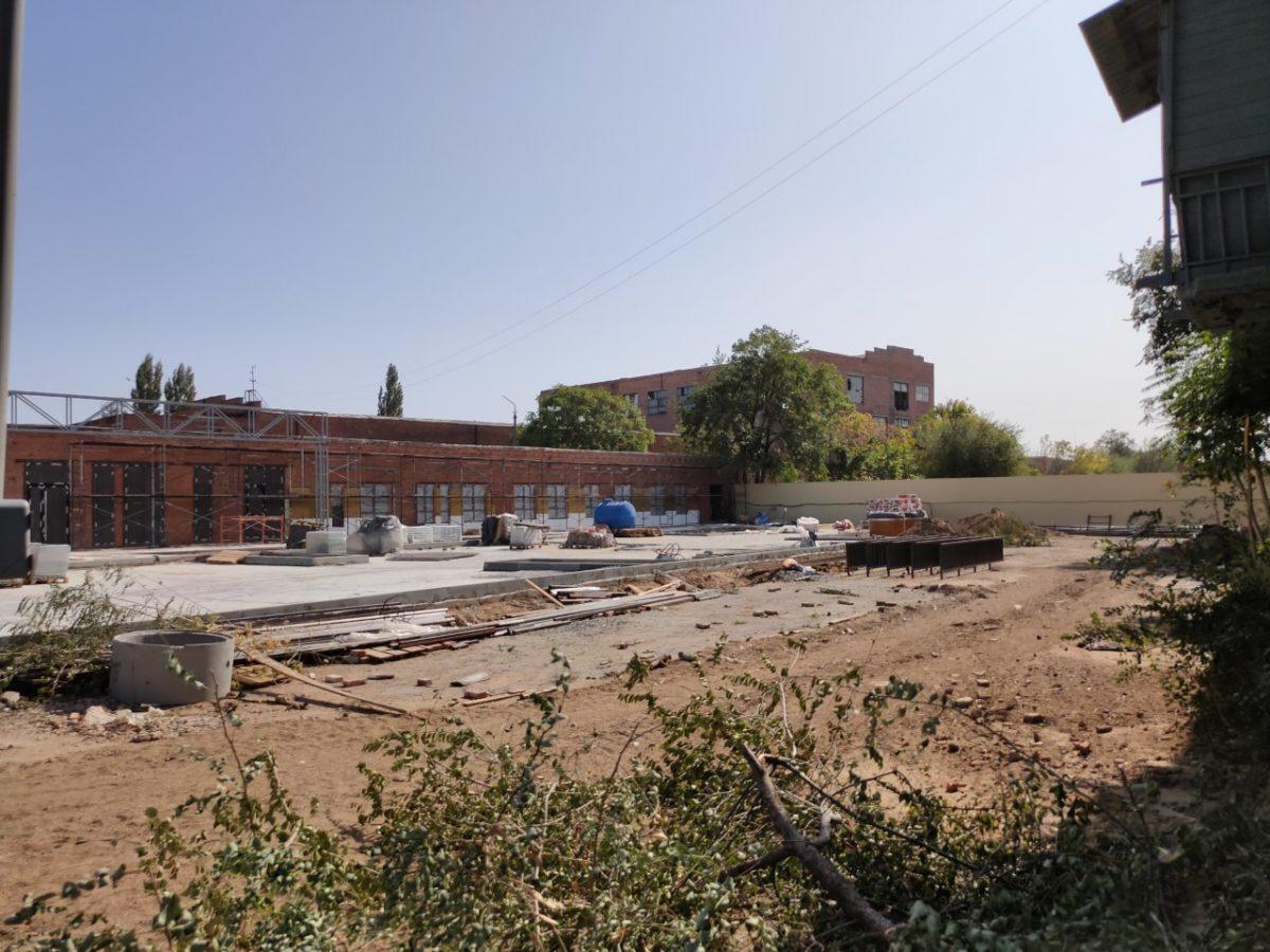 На месте Астраханского станкозавода возведут жилой комплекс