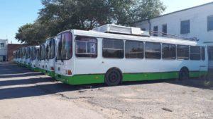 Старые троллейбусы из Астрахани пытаются перепродать в Таганроге