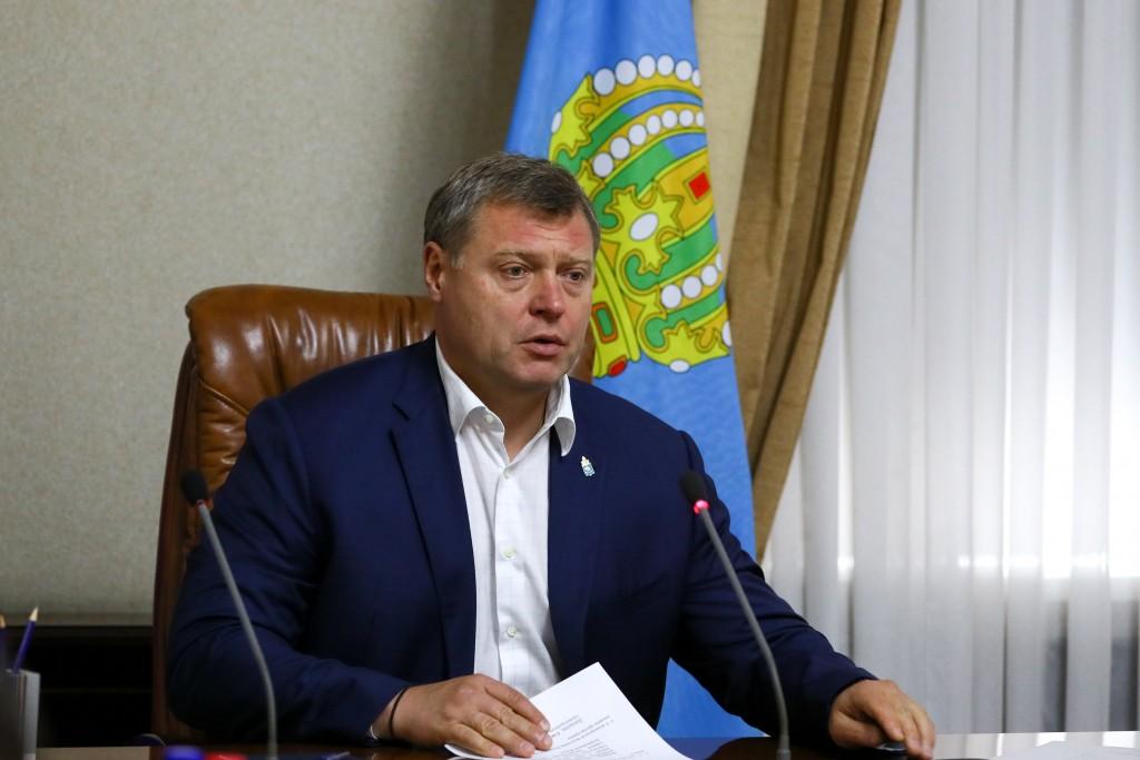 Игорь Бабушкин пообещал сделать выводы в отношении астраханских министров