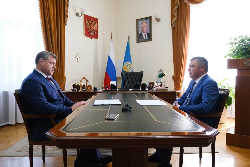 В Красноярском районе начали решать самые острые проблемы