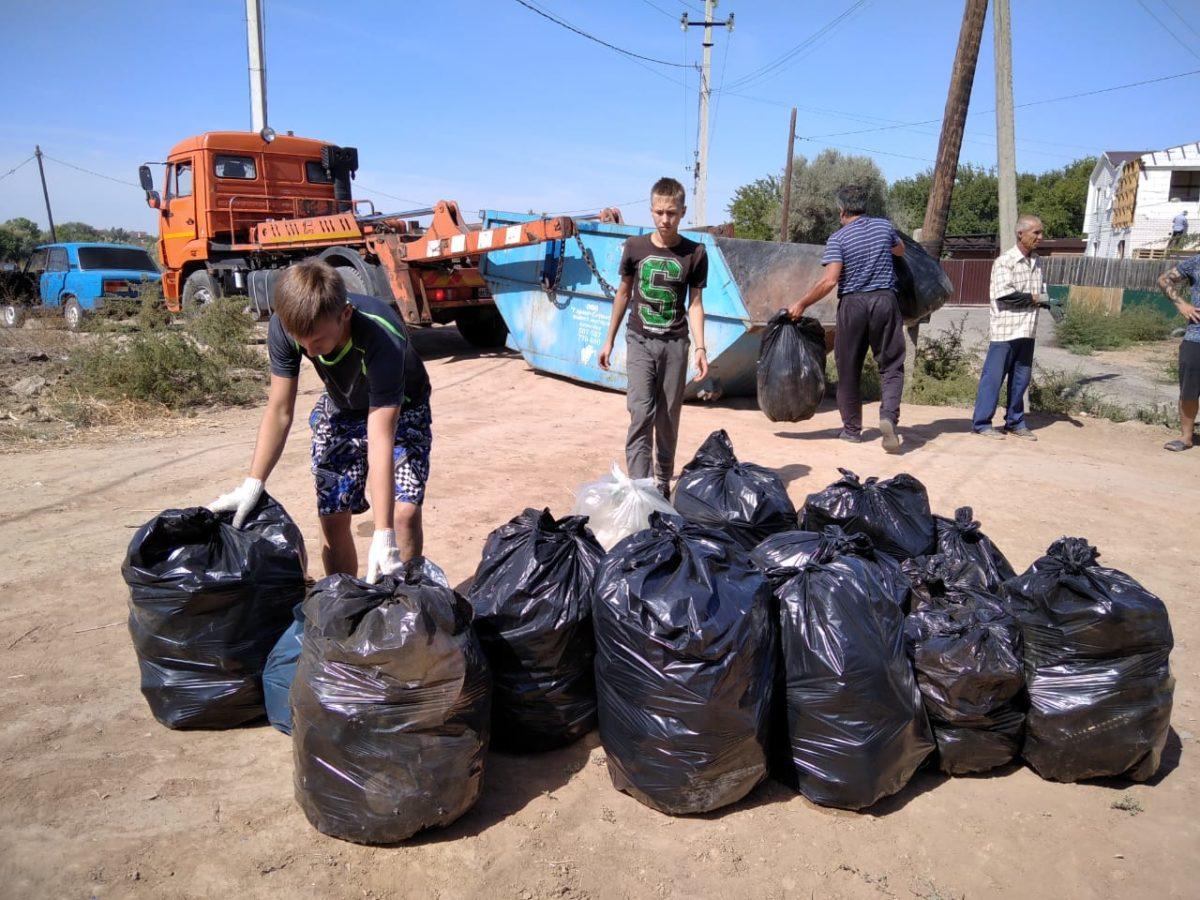 Регоператор «ЭкоЦентр» присоединился к экологической акции