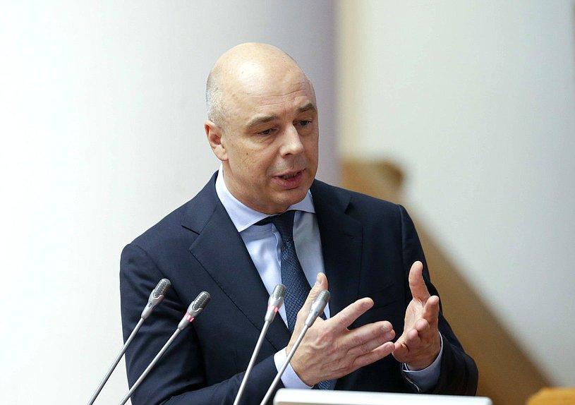 Силуанов объяснил важность кредита в 1,5 млрд долларов для Белоруссии