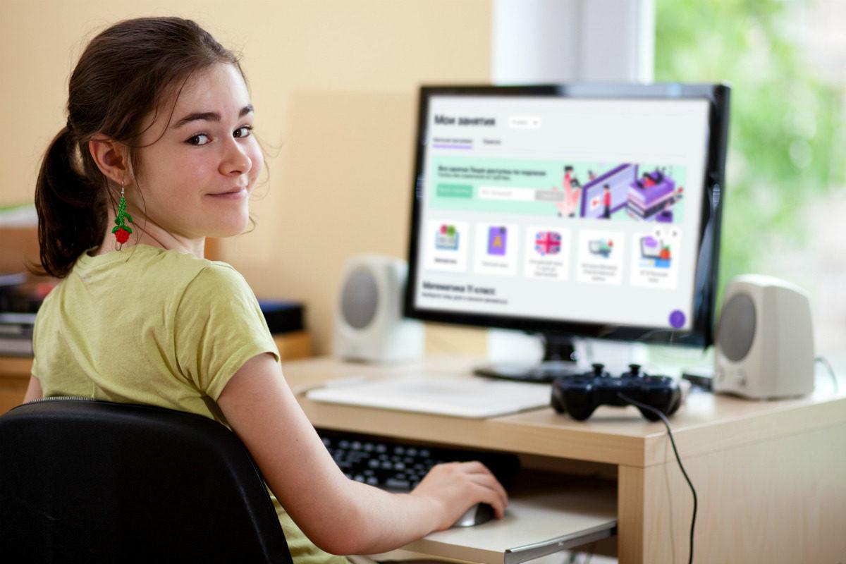 Более 100 тысяч школьников стали пользователями цифровой образовательной платформы «Сферум»