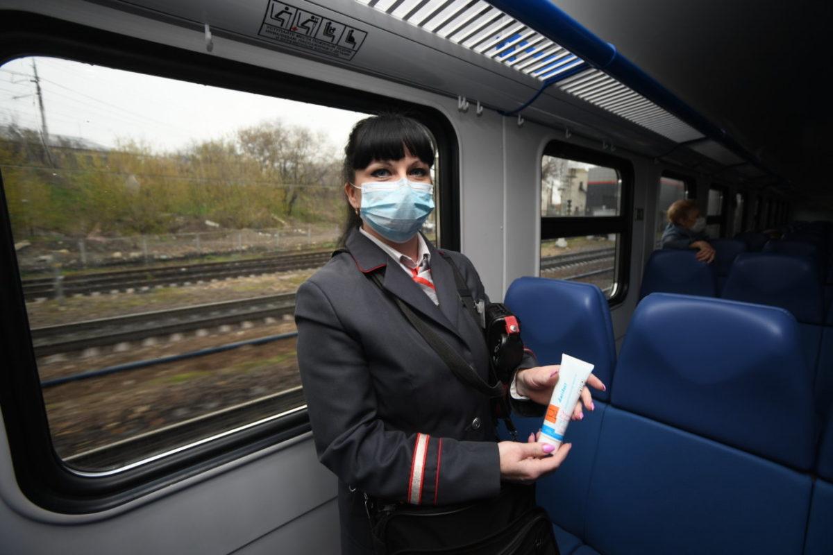 Более 3 млн одноразовых масок выдано сотрудникам ПривЖД с начала апреля