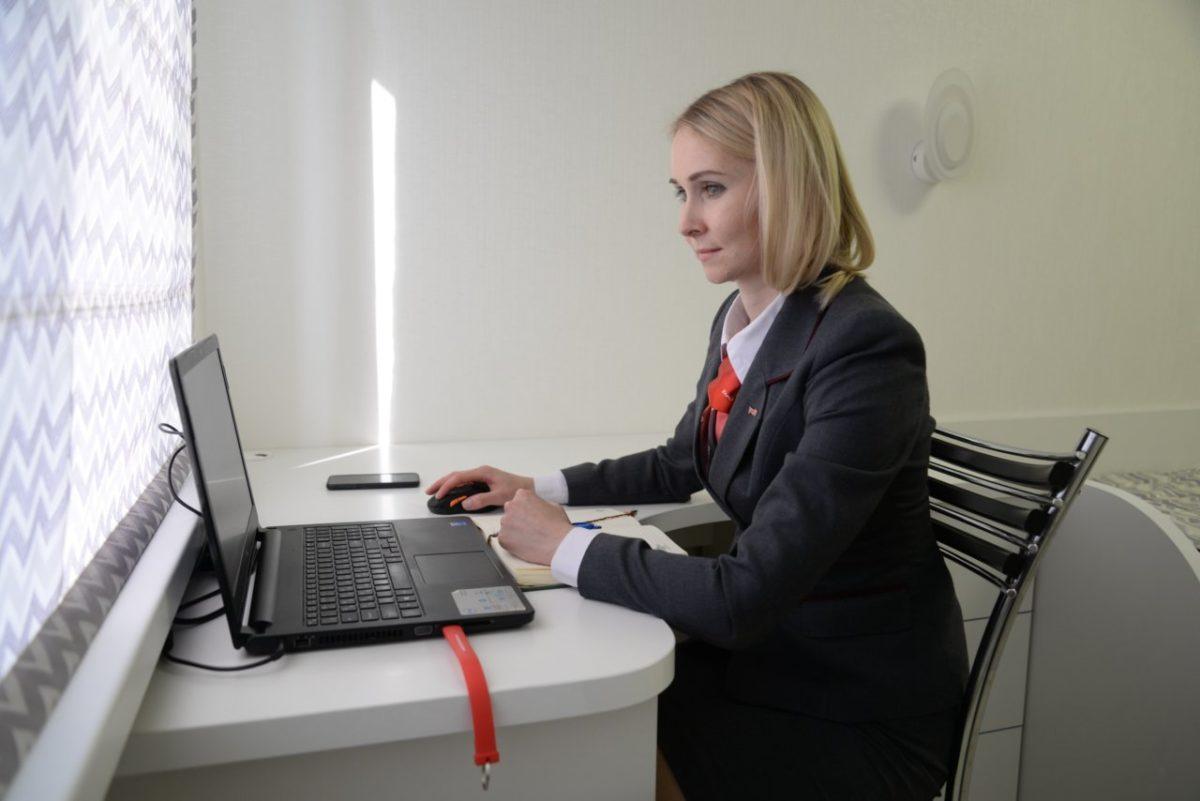 Более 5,3 тыс. сотрудников ПривЖД продолжают работать в удаленном режиме