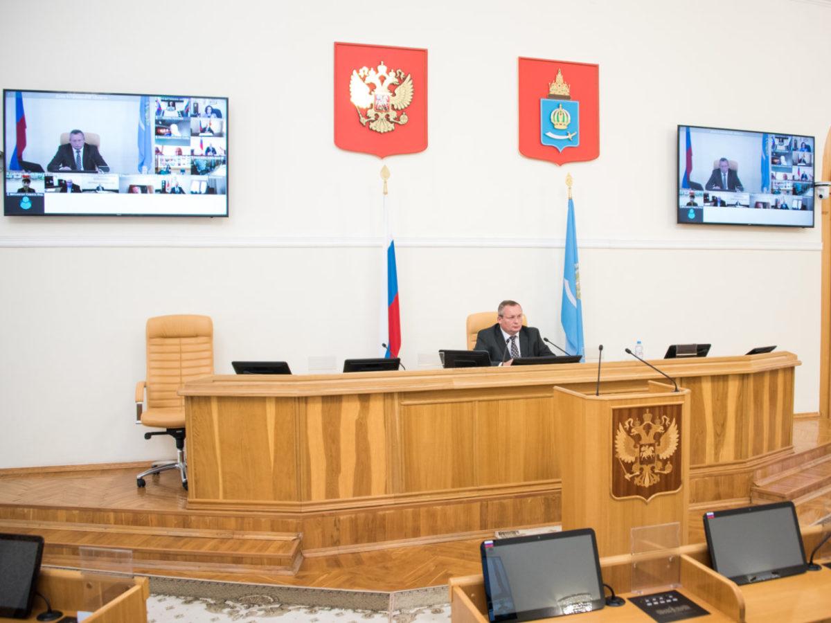 Комиссии Совета законодателей обсудили новые меры поддержки для бизнеса