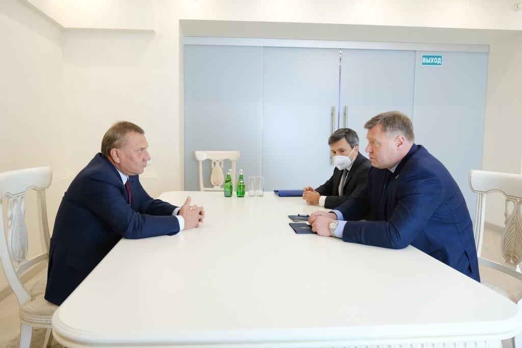 Зампред правительства России увидел большой потенциал в Астраханской области
