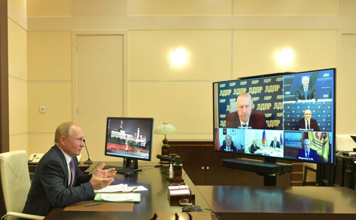 Путин: «Мы готовы к любому развитию ситуации»