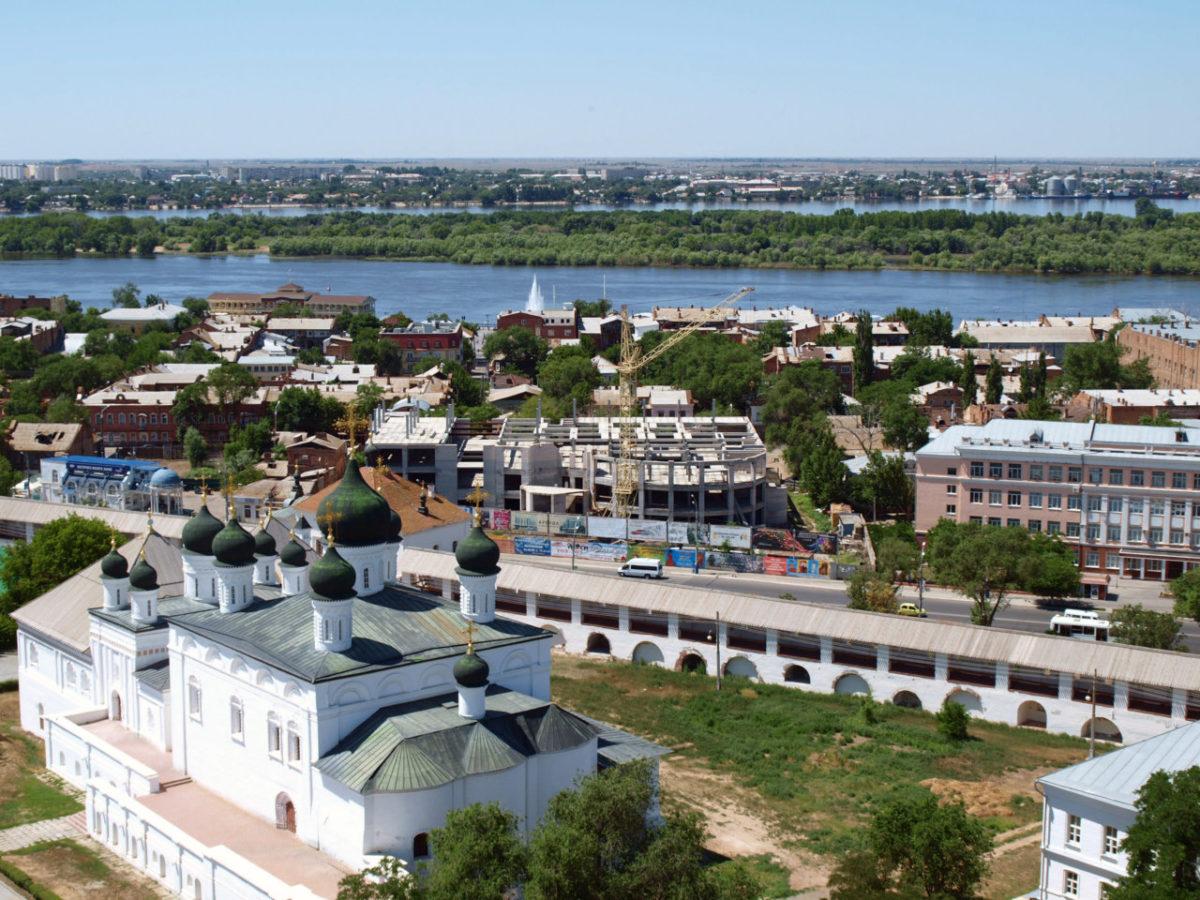 Астрахань признали комфортным городом для жизни