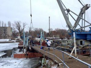 Внезапно закрытый мост на Десятку уже открыли
