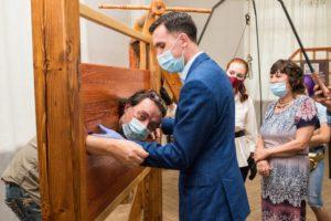 Астраханцев познакомят с пытками Средневековья