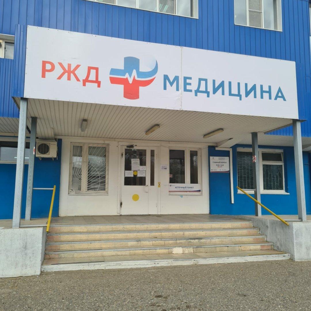Клиническая больница «РЖД-Медицина» города Астрахань провела более 80 тыс. тестов на COVID-19