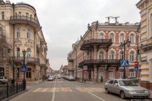 Илья Варламов назвал улицу Астрахани одной из самых красивых в стране