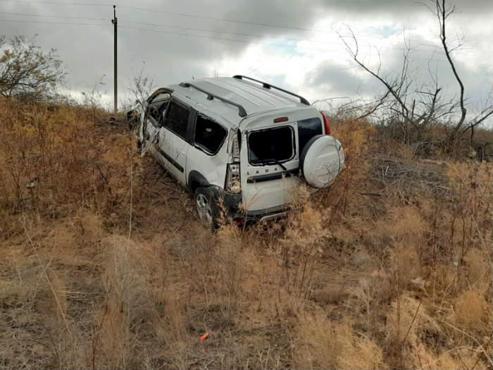 Астраханский водитель попал в трагическое ДТП возле кладбища