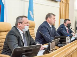 Игорь Бабушкин рассказал о безуспешных попытках вернуть в регион нефтяные доходы