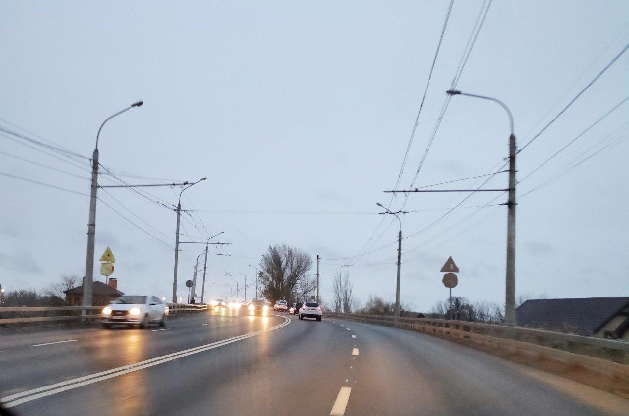 Ремонт Аэропортовского моста завершится в январе
